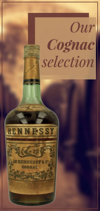 OUR COGNAC SELECTION