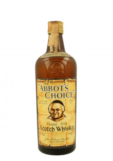 ABBOT'S CHOICE Blended Bot.70's 75cl 43%