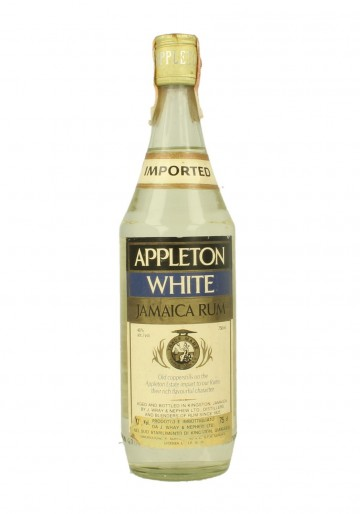 APPLETON White 75cl 40% OB - Jamaican Rum