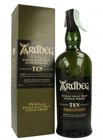 ARDBEG 10yo 100cl 46% OB Bottle code 2006