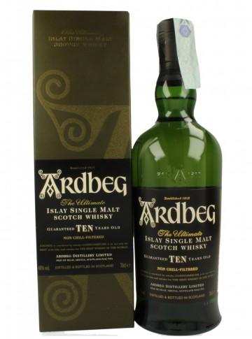 ARDBEG 10yo 70cl 46% OB Bottle code 2011