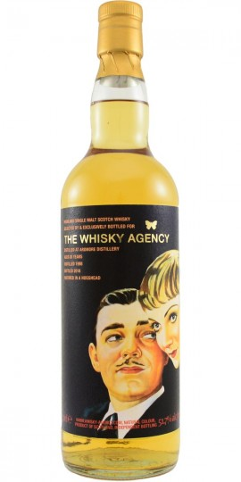 ARDMORE 1998 70cl 57.1% The Whisky Agency