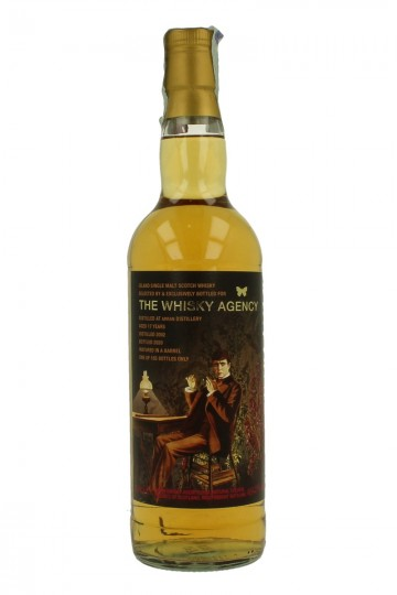 ARRAN 2002 70cl 49.2% The Whisky Agency Spring 2020