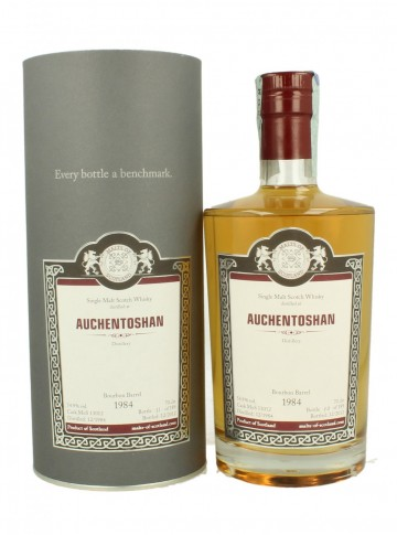 AUCHENTOSHAN 1984 2012 70cl 54.9% Malts of Scotland #13012