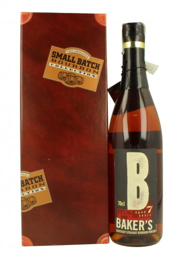BAKER'S 7 years old 70cl 53.5%