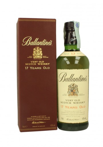 BALLANTINE'S 17yo 70cl 43% - Blended