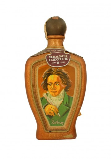 BEAM'S CHOICE Bot.1970's 75cl 90 proof Beethoven