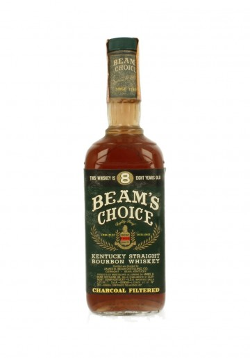 BEAM'S CHOICE Green Label 8 years old Bot.70/80's 75cl 40%