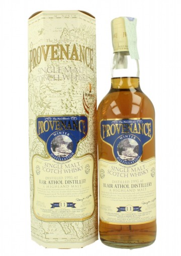 BLAIR ATHOL 11yo 1995 2007 70cl 46% Douglas McGibbon - Provenance