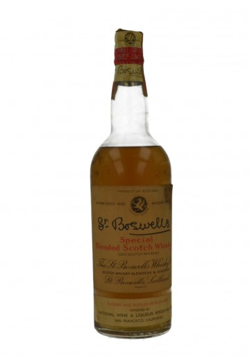 BOSWELL'S 75CL US IMPORT CORK
