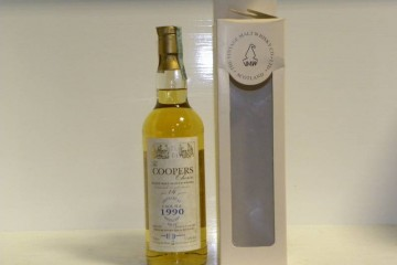 CAOL ILA  14yo 1990 70cl 57.6% The Vintage Malt Whisky - Cooper Choice