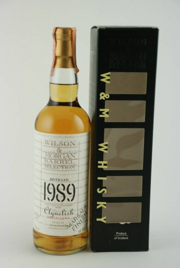 CLYNELISH 1989 2003 70cl  46%  Wilson & Morgan  - Marsala finish