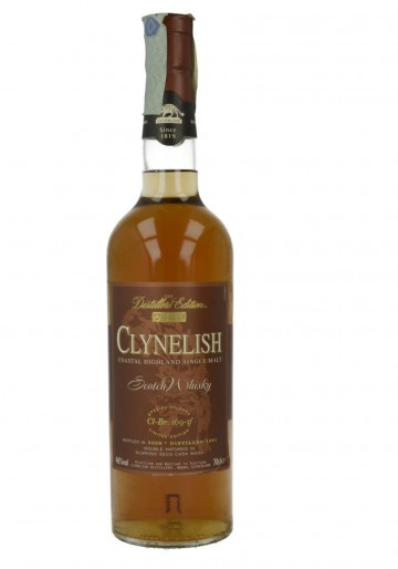 CLYNELISH 1991 2006 70cl 46% OB - Distillers Edition