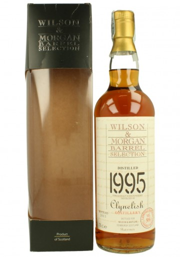 CLYNELISH 1995 2011 70cl 50% Wilson & Morgan - Sherry Butt #8654
