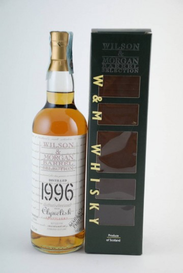 CLYNELISH 1996 2008 70cl 46% Wilson & Morgan  - Marsala finish
