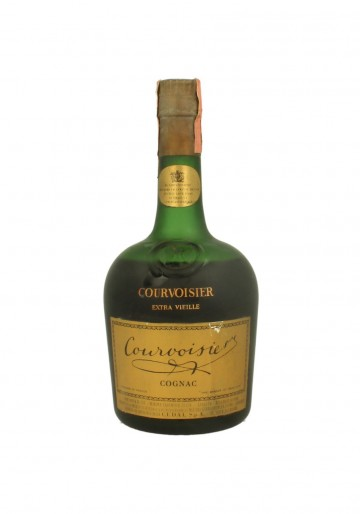 COGNAC COURVOISIER  EXTRA VEILLE  75 CL 40% VERY VERY OLD BOTTLE LOW LEVEL