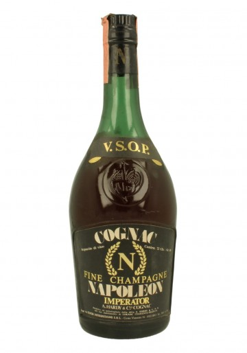 COGNAC HARDY  FINE CHAMPAGNE VSOP   73 CL 40 % BOTTLED IN THE 70'S