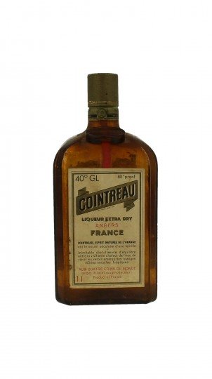 Cointreau Bot 50 60 S 100cl 40 Old