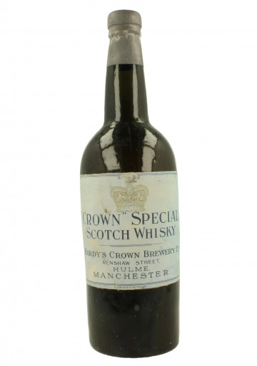 CROWN SPECIAL HARDT CROWN WE DO NOT GUARANTEE THE BOTTLE AUTHENTICITY 75 CL