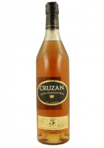 CRUZAN 5yo 70cl 40% Virgin Island - Rum
