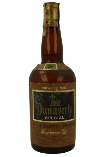 Dunaverty- Campbelltown 5yo 75cl 43%