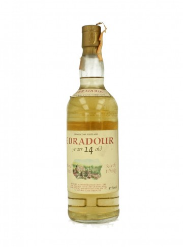 EDRADOUR 14yo 1973 1987 75cl 57% Intertrade