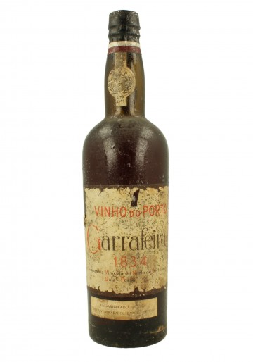 GARRAFEIRA Port 1834 1849 75cl