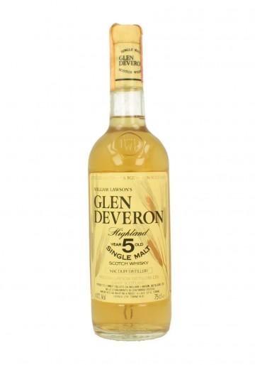 Glen Deveron Macduff 5 Yo 75 Cl 40