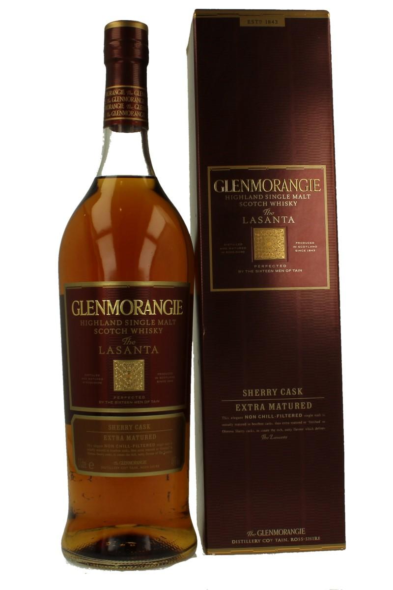 Glenmorangie 100cl 46 La Santa Sherry