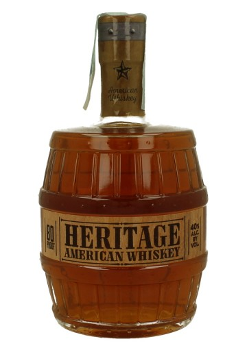 HERITAGE 70cl 40% - American Whiskey