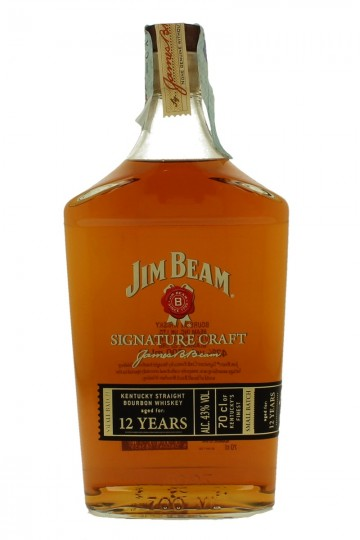 JIM BEAM 12yo 70cl 43% Small Batch