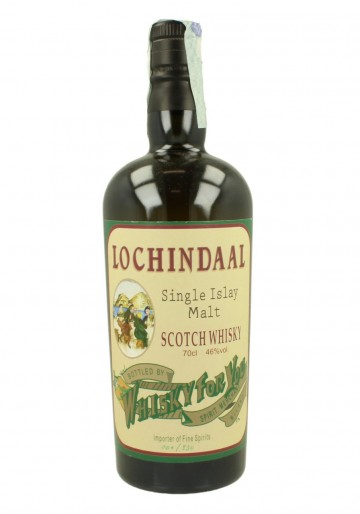 LOCHINDAAL 7yo Bot.2016 70cl 46% Whiskyforyou
