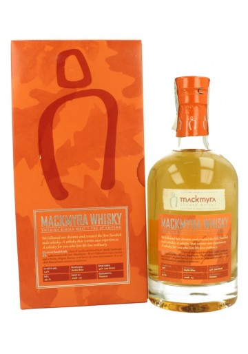 MACKMYRA The First Edition Bot.2008 70vl 46.1% OB - Batch 2008-01