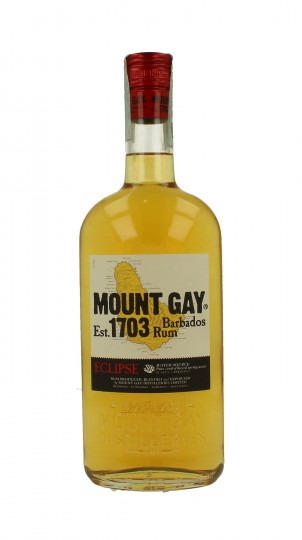 MOUNT GAY ECLIPSE 70cl 40% Mount Gay - Rum
