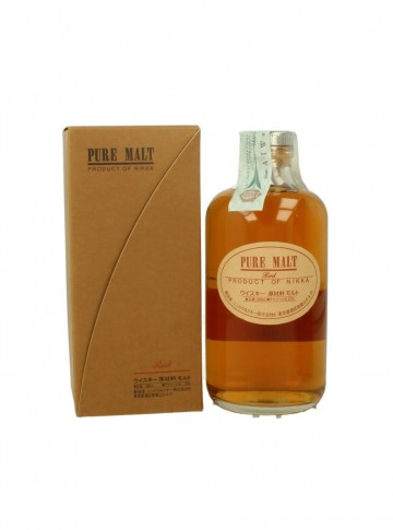 NIKKA Red 50cl 43% OB - Pure Malt