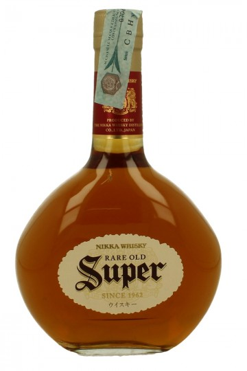 NIKKA Super 75cl 43% OB - Blended
