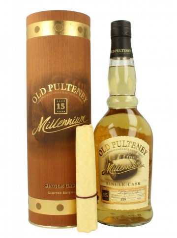 OLD PULTENEY 15yo 1982 1999 70cl 59.9% OB - Sherry Cask #929