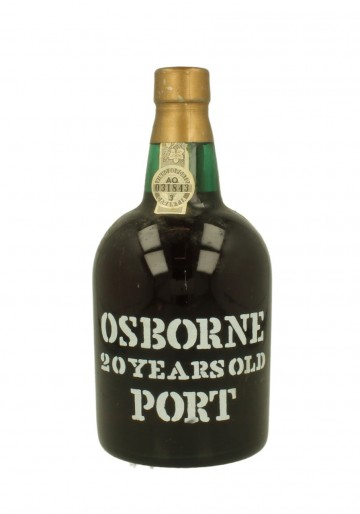 OSBORNE Port 20yo 75cl 19.8%