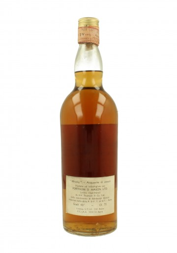 RED SEAL  HILL THOMSON    BOTTLED IN THE 60/70'S 75 CL 43 %