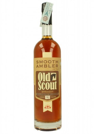SMOOTH AMBLER OLD SCOUT 70CL 49,5%