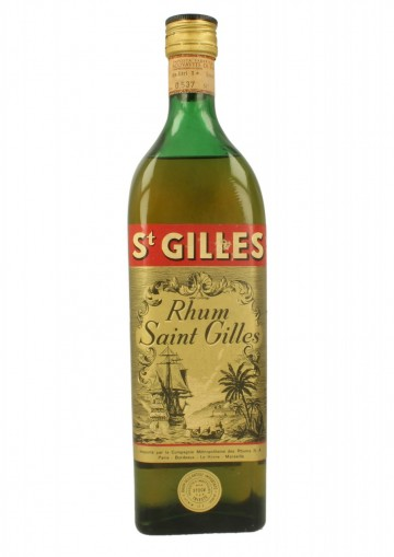 ST GILLES Bot. in the  60'S /70's 75cl 45%