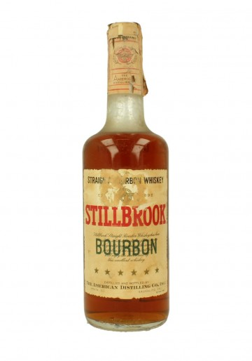 STILLBROOK  THE AMERICAN DISTILLING CO. 75  CL