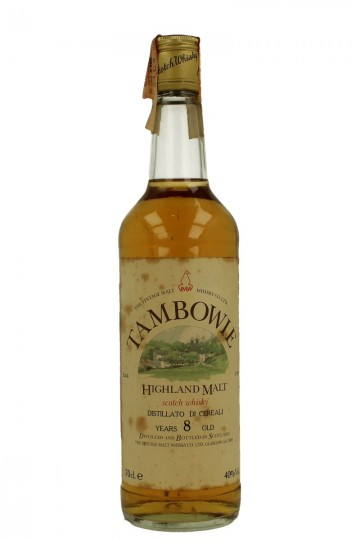 Tambowie 8yo 70cl 40% The Vintage Malt Whisky
