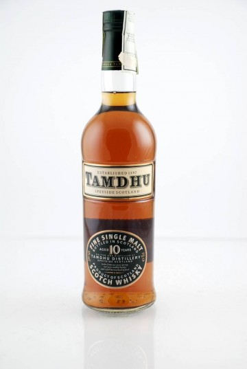 TAMDHU 10yo Bot.early 2000 70cl 40% OB