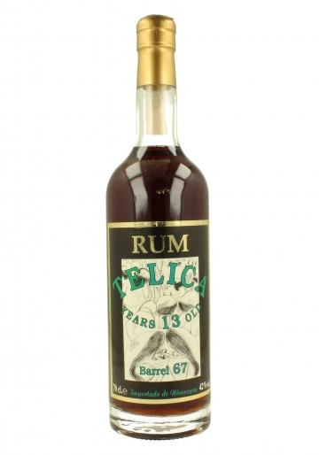 TELICA 13yo 70cl 42% BARREL 67