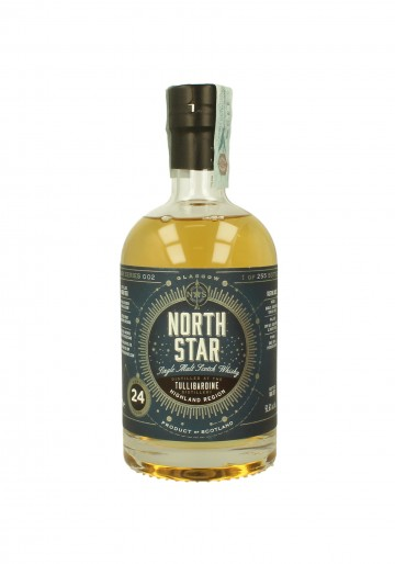 TULLIBARDINE 24yo 1993 2017 70cl 51.6% North Star - Cask series 002
