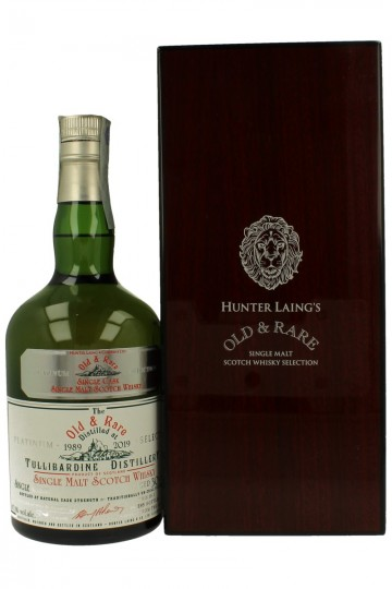 TULLIBARDINE 30yo 1989 2019 70cl 47.1% Platinum Selection -Hunter Laing & Co